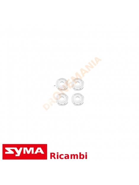 Set 4 collari ferma elica Syma X8 X8C X8W X8G X8HW X8HG X8HC drone collar bush