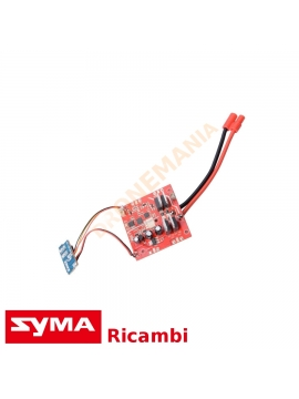 Scheda elettrica Syma X8 X8C X8W X8G drone ricambio