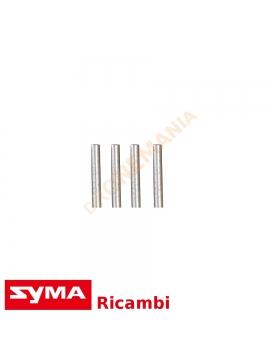 Perno ferma elica Syma X8 X8C X8W X8HW X8HG X8HC iron shaft dronemania