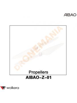 Eliche Walkera AiBao drone AIBAO-Z-01 ricambi originali