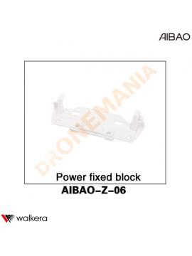 Fissaggio scheda drone Walkera AiBao drone AIBAO-Z-06 Power Fixed Block