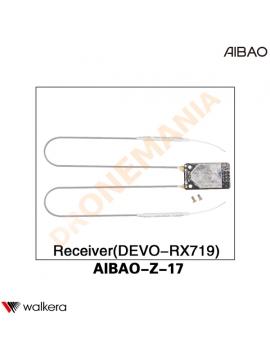 Ricevente Walkera AiBao drone AIBAO-Z-17 Receiver RX-709 devo