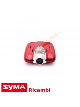 Camera WiFi X5UW drone Syma foto video streaminf FPV 720P