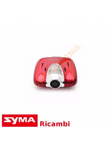 Camera WiFi X5UW drone Syma foto video streaminf FPV 720P