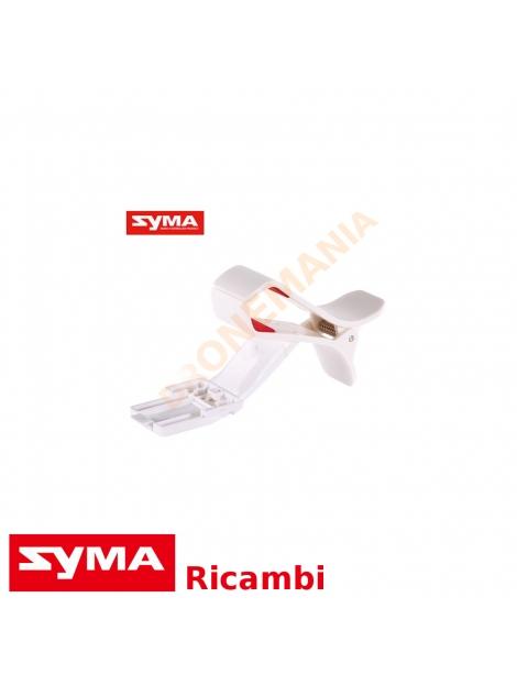 Pinza smartphone X5UW X8SW drone Syma clip fissa smartphone su radiocomando drone