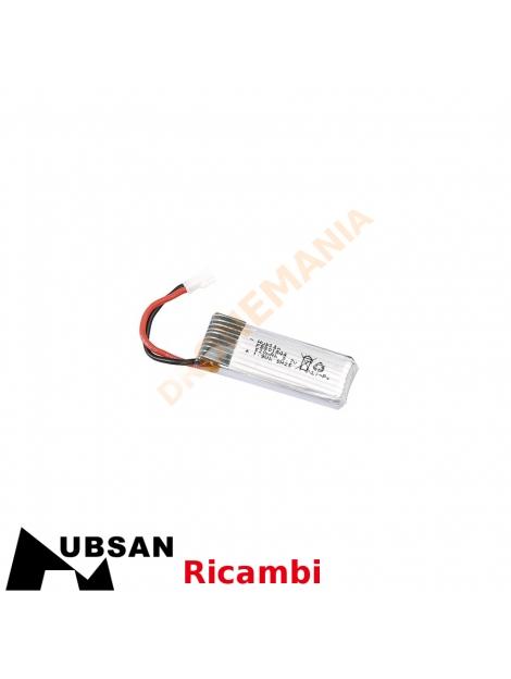 Batteria H107P Hubsan Batteria drone LIPO 3,7V 520mAh