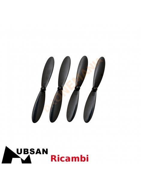 Set eliche Hubsan H107 H107P 107C 107D 107D+ 107C+ DRONE