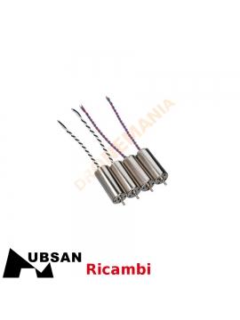 Set motori drone Hubsan H107C+ H107D+ PLUS X4 H107D+-03
