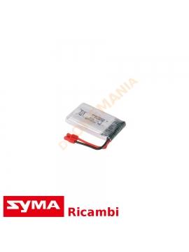 Batteria originale Syma X5HW X5HC 500 mAh drone batteria LiPo ricaricabile