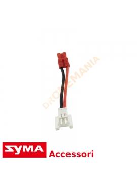 Cavo adattatore per batterie Syma X5SW X5SC X5C su drone X5HW o X5HXC