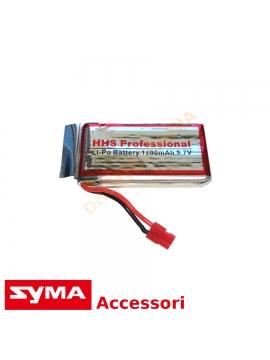 Batteria 1400 mAh potenziata Syma X5HW X5HC drone massimo tempo di volo batteria X5 Syma quadricottero