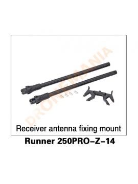 Fissaggio antenne Runner 250 PRO Walkera 250PRO-Z-14