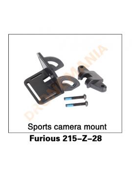 Fissaggio camera Furious 215 Walkera drone corsa ricambi Furious F215-Z-28 accessori
