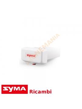 Batteria drone Syma X8SW LiPo ricaricabile 7,4V 2000 mAh originale alta autonomia