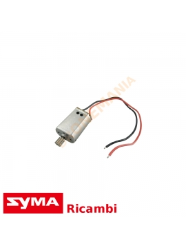 Motore drone Syma X8SW X8 PRO cavi rosso nero ricambi motore per elica B