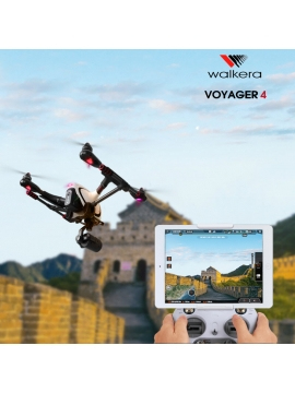 Walkera Voyager 4 drone top professional gimbal 3 assi camera 4K con zoom ottico