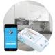 Domotica intettuttore WiFi comandato da smartphone tramite APP orologio timer accendi spegni accessori via Internet
