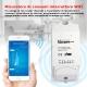 Domotica misuratore consumi Watt meter interruttore WiFi gestione da APP ovunque via Internet