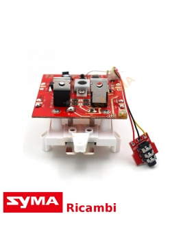 Mainboard scheda elettrica centrale drone FCS Syma X8SW