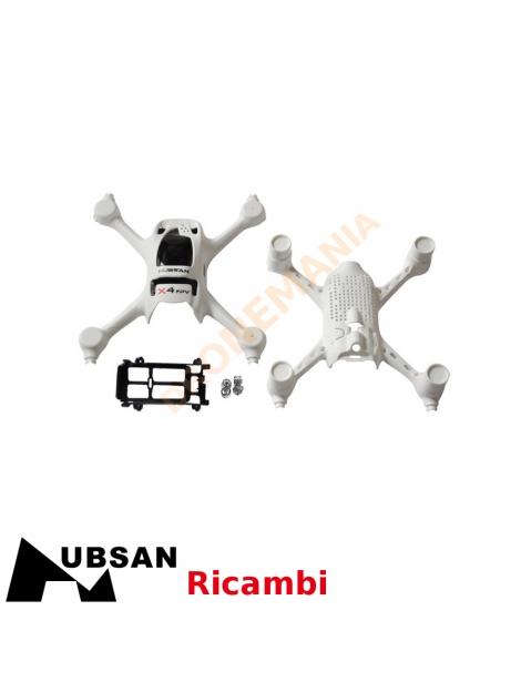 Telaio scocca drone Hubsan H107D+ body shell H107D+-01