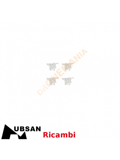 Set 4 supporti motore drone Hubsan H507A H507A-04
