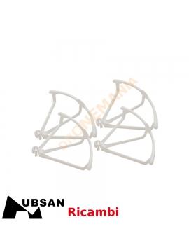 Griglie di protezione eliche drone Hubsan H507A