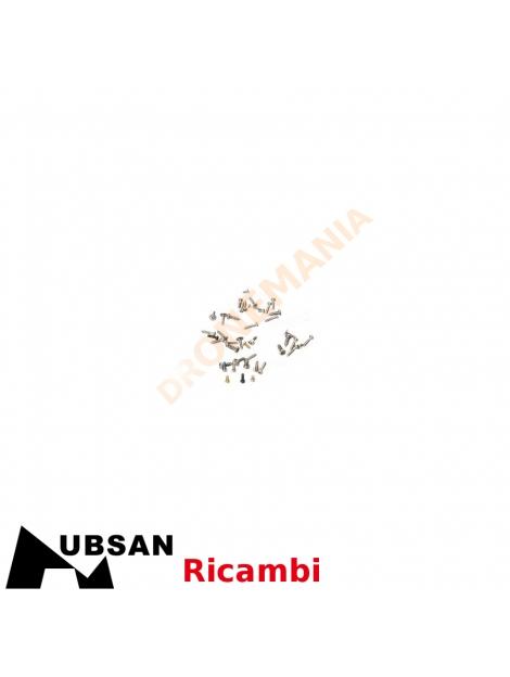 Set viti drone Hubsan H507A H502C-03 ricambi Hubsan 507A