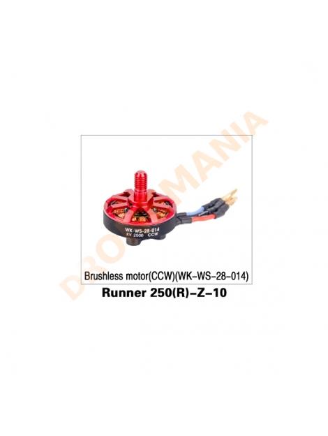 Motore CCW Walkera Runner 250 Advanced - Runner 250(R)-Z-10