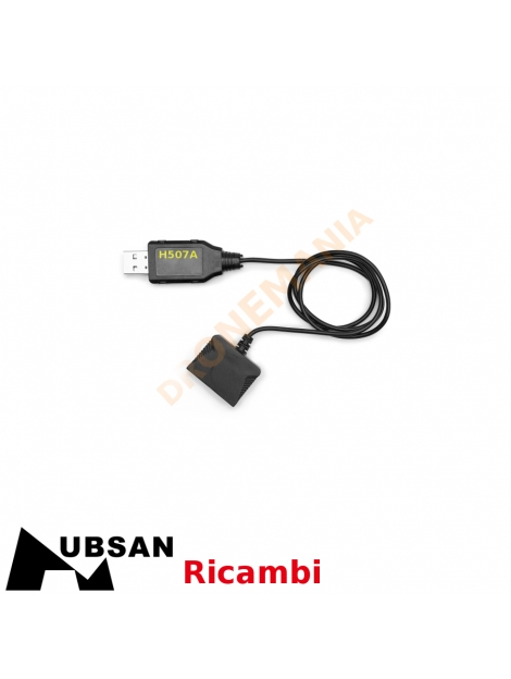 Alimentatore drone Hubsan H507A H507A-09 USB