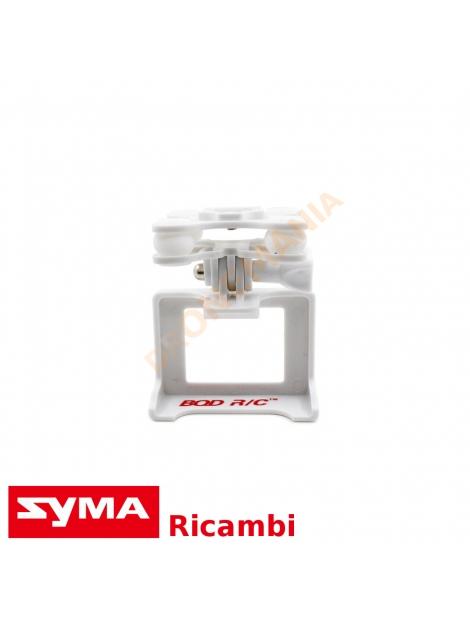 Supporto ammortizzato per drone Syma X8 X8SW X8 PRO X8C XW X8G X8HW X8HG camera GoPro o similare