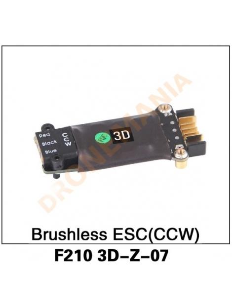 ESC CCW drone Walkera F210 3D ricambi originali F210 3D-Z-07