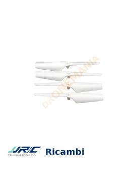 Set 4 eliche drone JJRC H37 elfie blades 2xA, 2xB elica drone