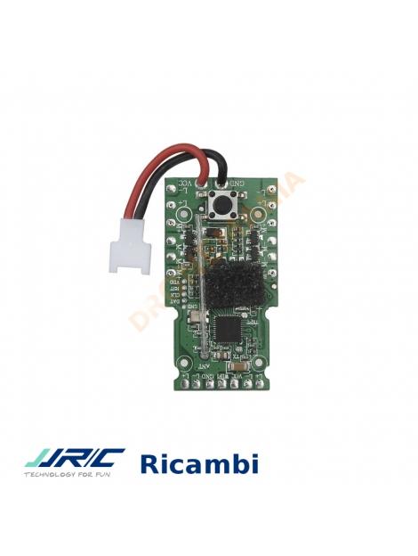 Scheda elettrica FCS H37 JJRC quadricottero drone ricambi PCBA