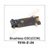 ESC CCW drone Walkera Runner 250 PRO F210 ricambi originali F210-Z-24