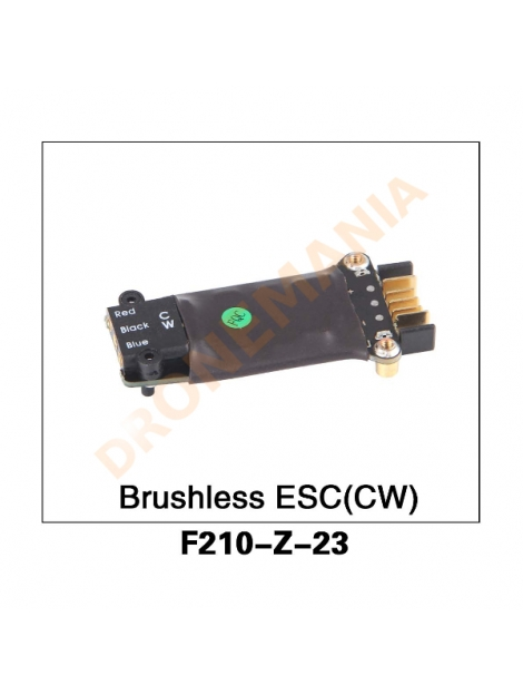 ESC CW drone Walkera Runner 250 PRO F210 ricambi originali F210-Z-23
