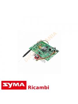 Scheda Syma X8PRO drone GPS blocco altezza ricambio originale scheda di volo elettrica