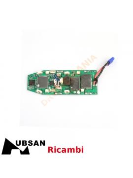 Scheda elettrica centrale Hubsan H501S H501A H501A-02 Flight control PCB