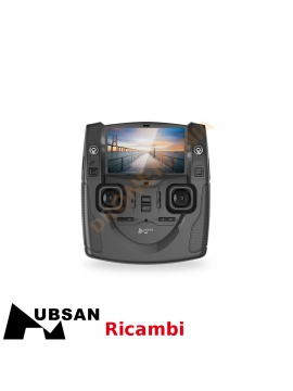 Radiocomando drone H501S H501S-15 radio con monitor video in diretta