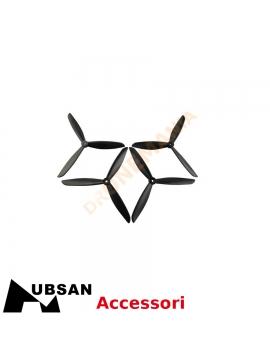 Eliche a 3 pale Hubsan H501S H501A drone accessori