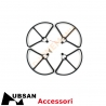 Set 4 para eliche drone Hubsan H501S H501A H501S-S-H H501SS