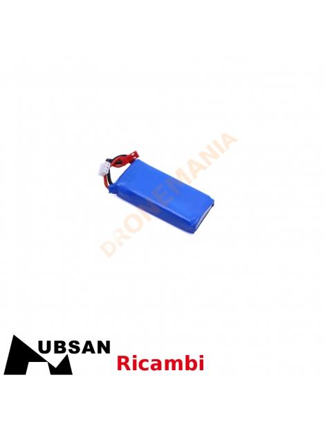 Batteria LiPo radiocomando Hubsan H501S H501SS H501S-S-H radio H906A