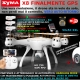 Drone Syma X8 PRO drone GPS camera ruotabile video in diretta su smaprhonr foto video 3 batterie