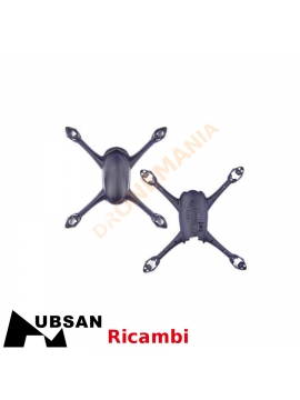 Body shell teladio drone superiore inferiore Hubsan H216A H216A-01