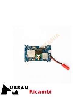 Scheda elettrica centrale drone scheda di volo FCS Hubsan H216A H216A-02