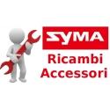 Ricambi Syma X5C
