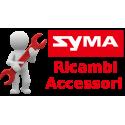 Ricambi Syma X8SW