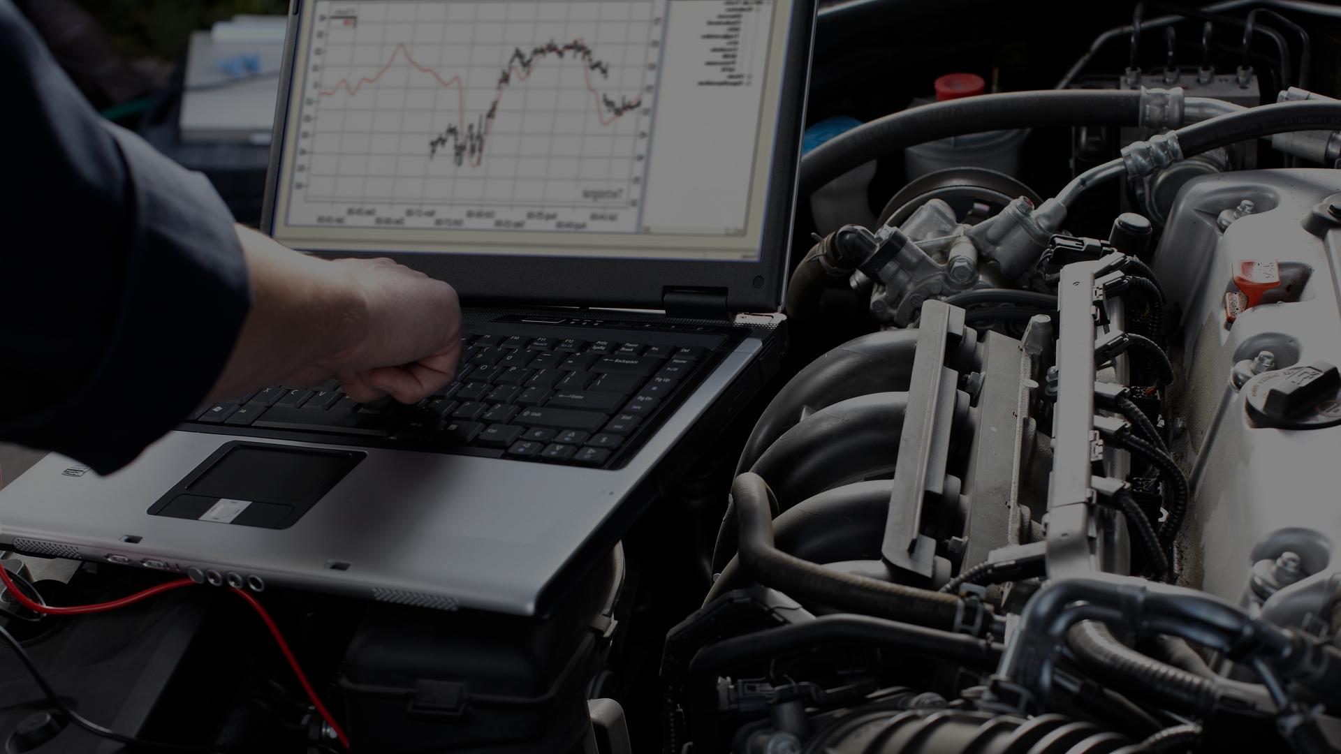 Sistemi per la ricerca guasti dei veicoli