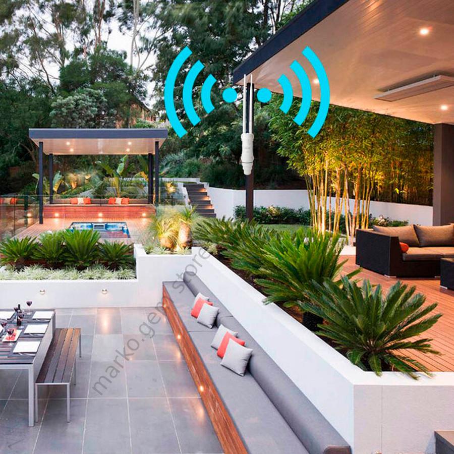 amplificatore segnale wifi repeater da esterno 5ghz