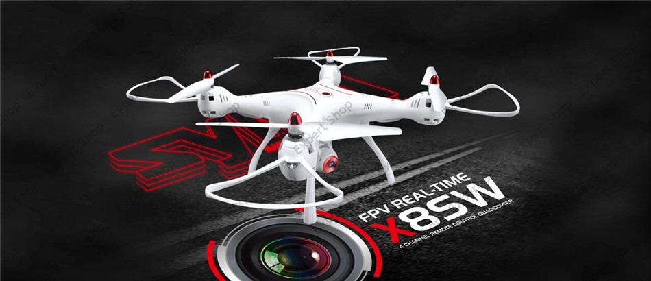 Ricambi DRONE SYMA X8SW X8 PRO motori batteria piedini eliche protezione eliche